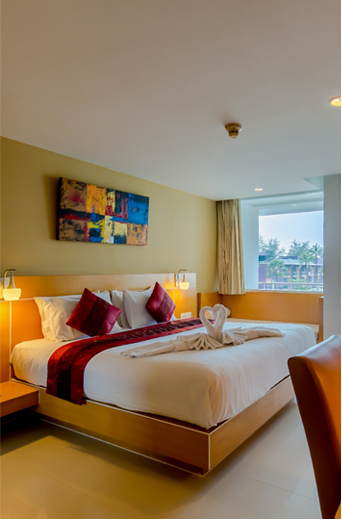 Accommodation Aspery Hotel Patong Beach