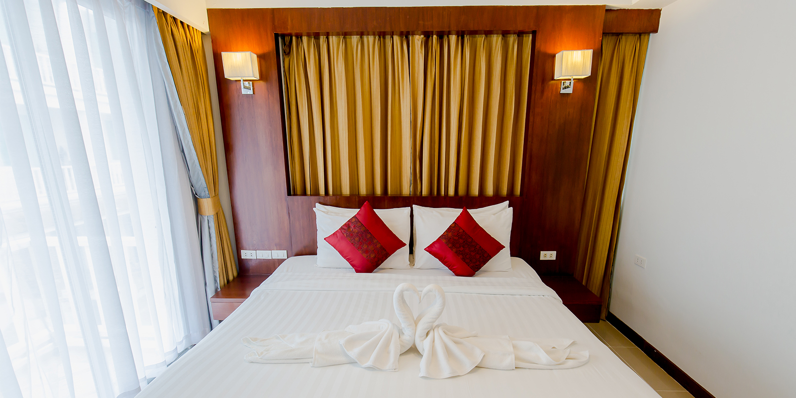 Accommodation Aspery Hotel Patgon Beach