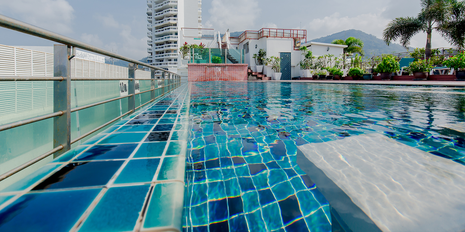 Facilities Swimming Pool Aspery Hotel Patgon Beach