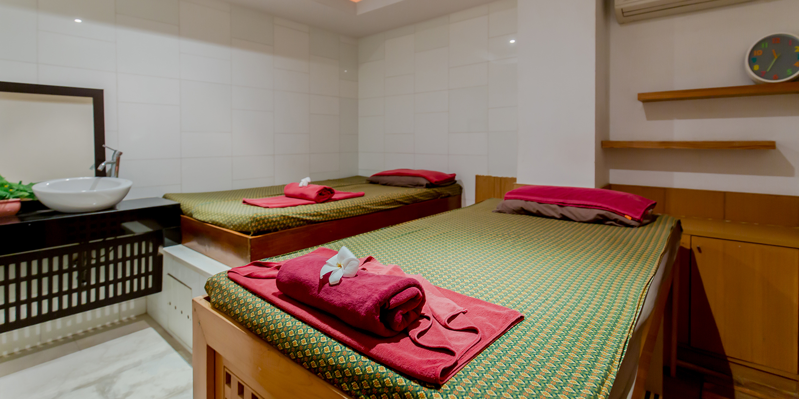 Massage Spa Aspery Hotel Patgon Beach