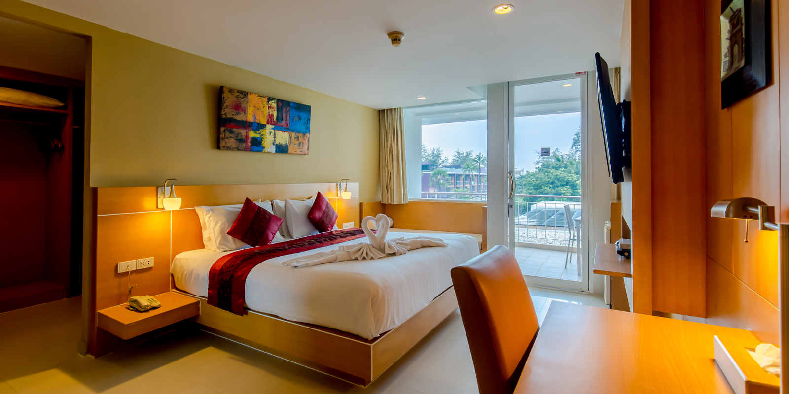 Special Offers Aspery Hotel Patgon Beach